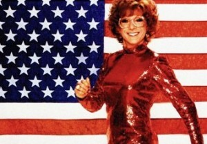 "Dustin Hoffman as Dorothy Michael in ""Tootsie"" (1982)"