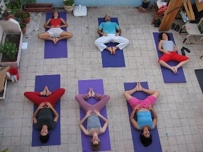 Rivalry and Health: Videotaping Yoga an 'Invention'?