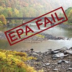 Sierra Club Blames EPA for Allowing Pollution of Appalachian Fresh Water Systems