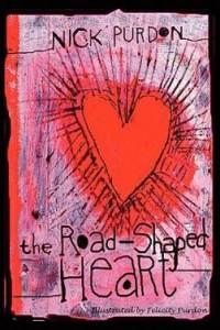 road shaped heart