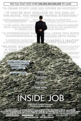 Film Review – 'Inside Job' (2010)