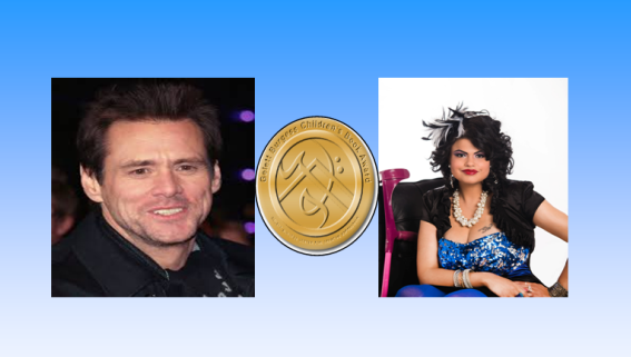 Gold Medal for Jewel Kats, Honor for Jim Carrey at 2013 Burgess Awards