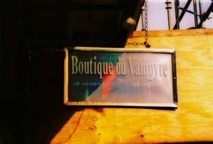 Boutique du Vampyre