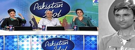 Pakistan Idol: A Show of 3 Idiots