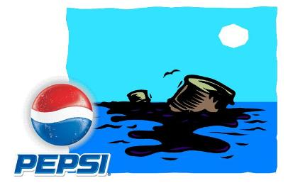 Pepsi Urged to Stop Polluting Water through Tar Sand Fuel