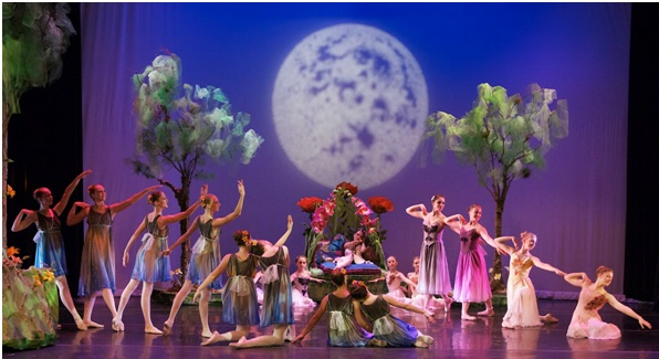 Saint Augustine Ballet Presents 'A Midsummer Night's Dream' on April 26th-27th