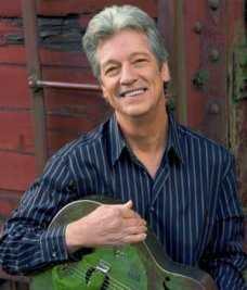 Bluesman John Hammond at The Ponte Vedra Concert Hall, Feb 20, 2015