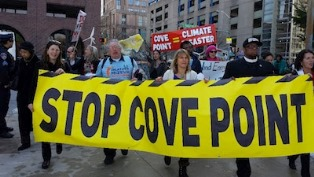 Cove Point Gas Facility Means a Blow to Environment