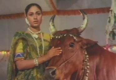 Film Review: 'Gai Aur Gori' (1973)