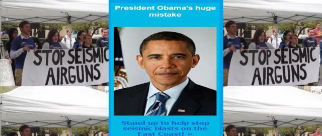 Blasting for Oil – Presidet Obama's 'Huge Mistake'