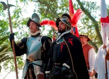Don Pedro Menéndez De Avilés and the Founding of St. Augustine, September 6
