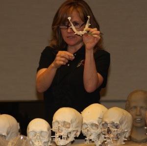 Lisa Bailey on the World of Forensic Art