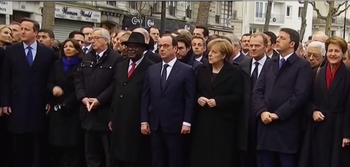 Obama Slammed for Not Attending Paris Rally against Terrorism