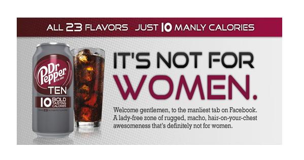 Dr Pepper ad