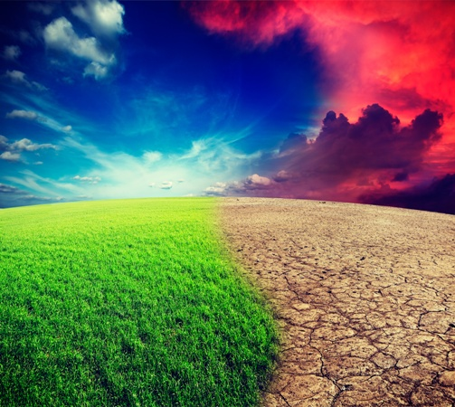 Not in Media: Big Drop in Earth Temperature Recorded by Satellite