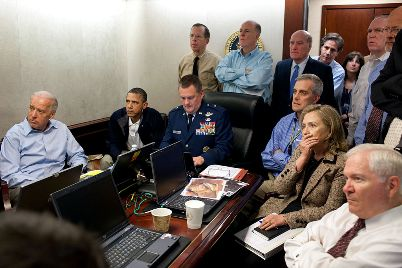 Seymour Hersh: Obama and Pakistan's Military Lied about Bin Laden Killing