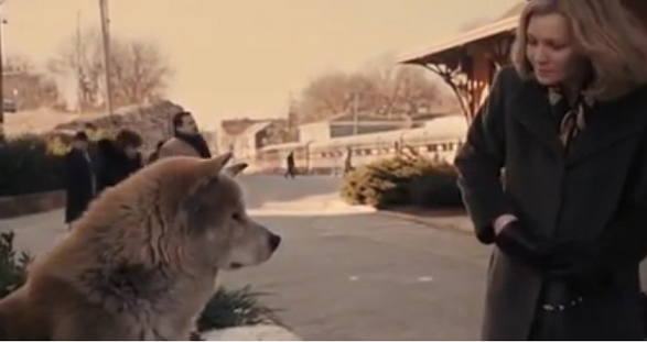 Scene Pick: 'Hachi' – Hachi Still Waiting