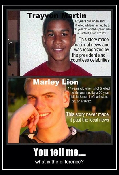 Do Black Lives Matter More?