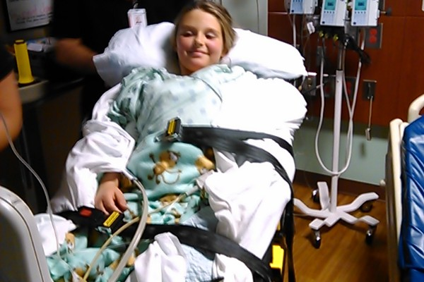 Texas: Girl Paralyzed and Blind after Getting Flu Shot