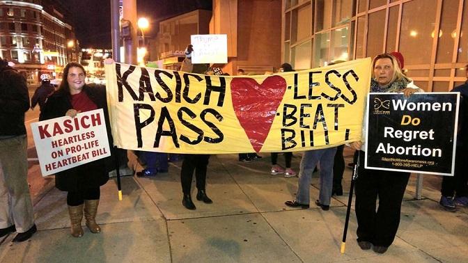 Ohio: Pro-Life Advocates Capture the Spirit of Trump Rally's Attendants