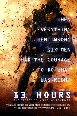 '13 Hours' Shows American Government Abandoning Soldiers in Benghazi