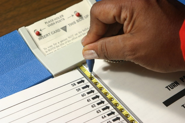 The Dangers with Absentee Voting