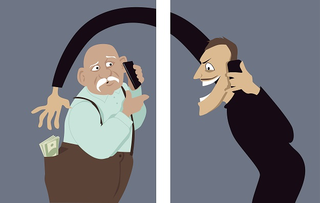 Beware of Telephone Scams