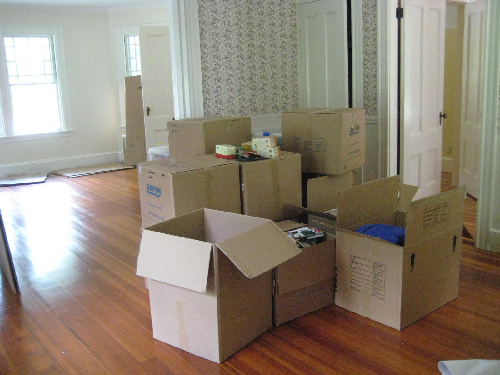 Handy Hacks for Making Moving House Less of a Stress