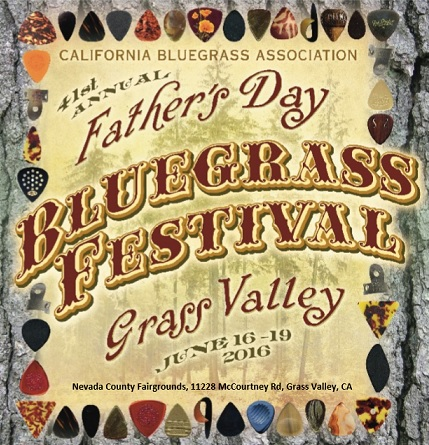 CBA Father's Day Festival in Grass Valley, June 16 – 19