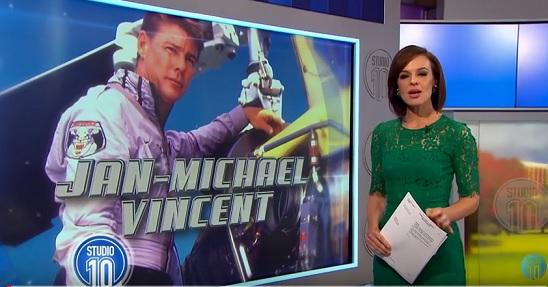 Jan-Micheal Vincent Interviewed on Australian TV