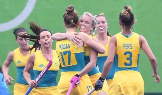 Rio Olympics: Australia Beat India 6 – 1 in Women's Hockey