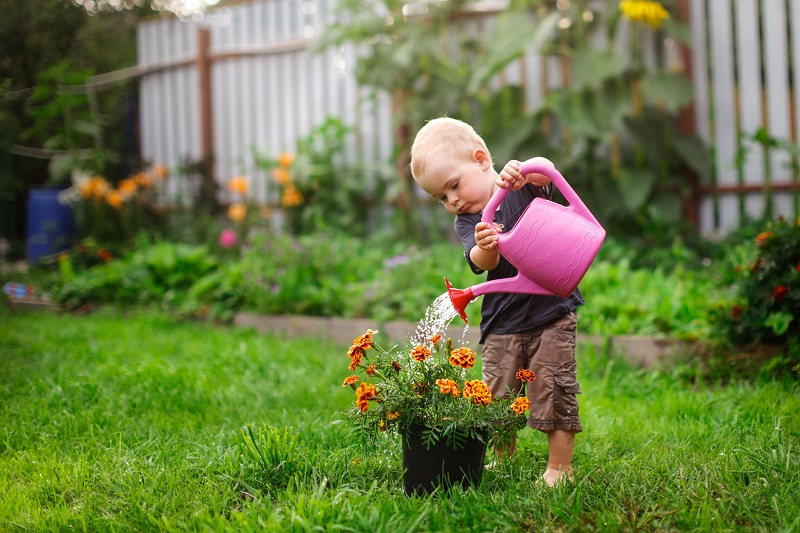 Five Ways to Turn Gardening into an Exciting Adventure for Your Kids