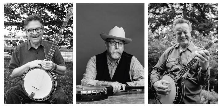 5th Annual Banjo Extravaganza at The Center for the Arts in Sacramento, November 9 & 10