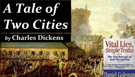 A Tale of Two Cities: Self-Deception in Dickensian Fiction