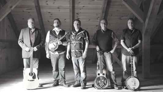 Edgar Loudermilk Band at Folsom Opry House, January 10
