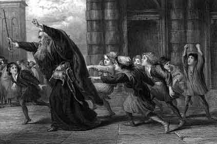 Prejudice and Revenge in Shakespeare's 'Merchant of Venice'