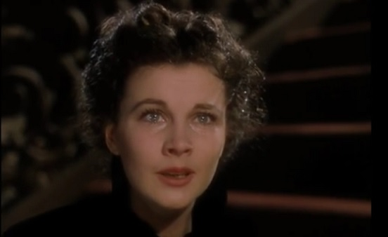 Scene Pick: 'Gone with the Wind' (1939) – Tomorrow Is Another Day!