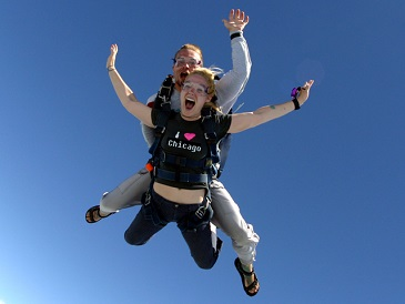 Skydiving Benefits and Tips