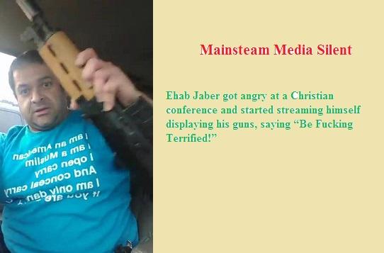 American Media's Blackout on SD Muslim's Terror Threat Video