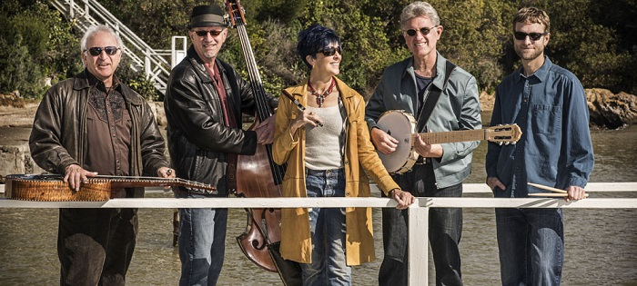 Nell Robinson & Jim Nunally Band at Harris Center in Folsom September 22