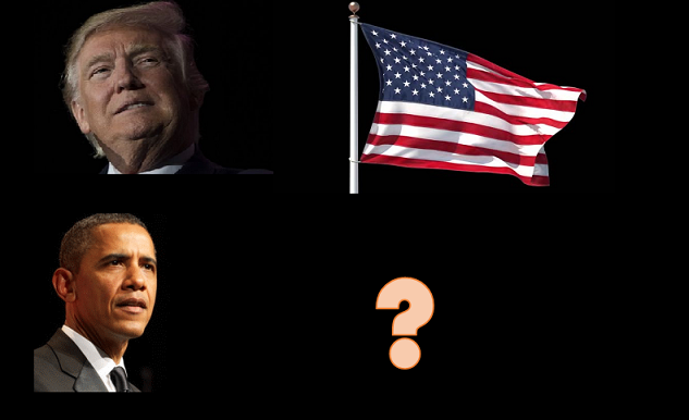 Trump for America, Obama for What?