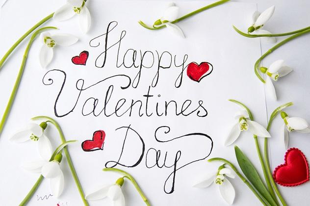 Happy Valentine's Day – 2018!