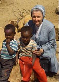 Sister Mary Beth Lloyd to Take the Cooper River Bridge Run