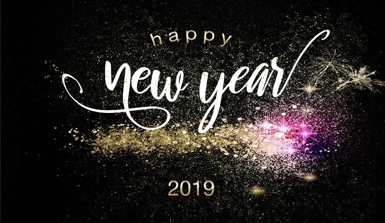 Happy New Year – 2019's Here!