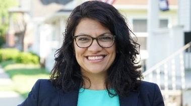 Petition Asks Removing Congresswoman Rashida Tliab from Office