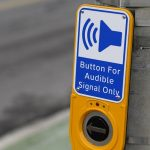 audible traffic signal