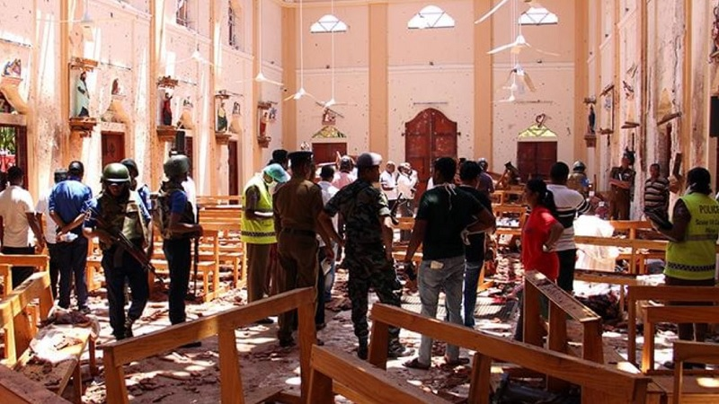 Terror in Sri Lanka: Mainstream Media Working Not to Report Radical Islamic Terrorism?