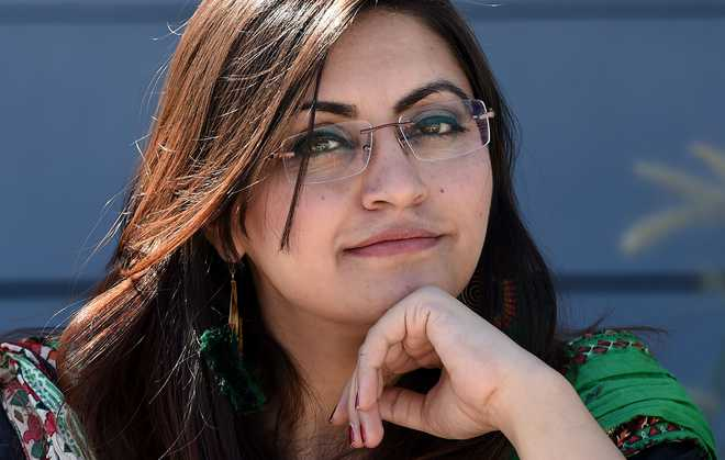 Human Rights Advocate Gulalai Ismail Hunted by Pakistan Makes It to America