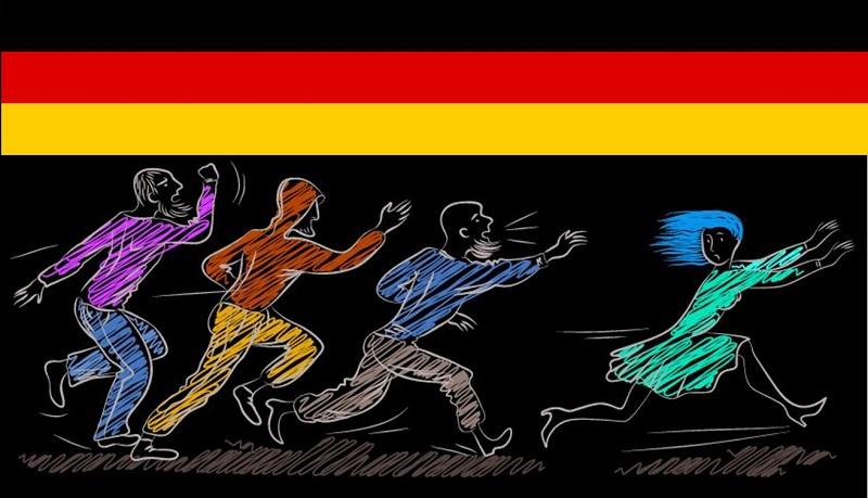 Germany: 14-Year-Old Gang-Raped by Muslim Asylum-Seekers