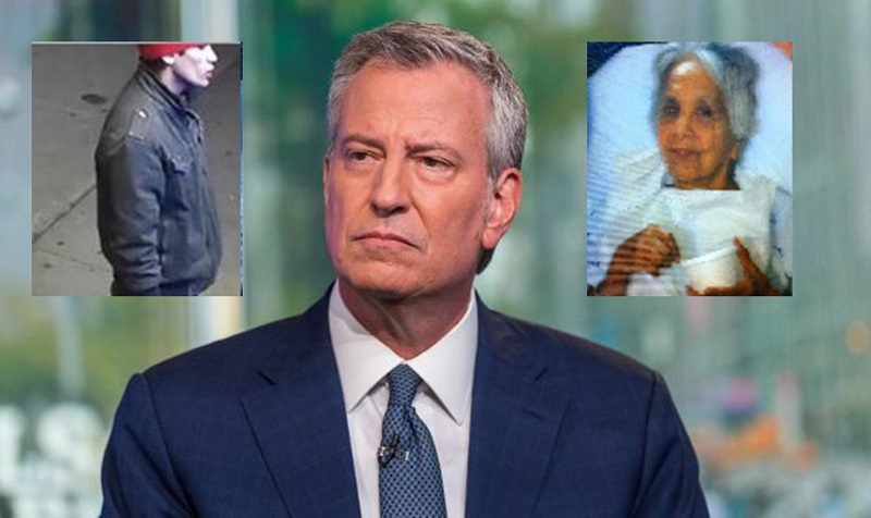 New York City Mayor Sued for $1 Billion over Releasing Violent Rapist